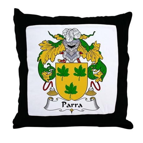 Parra Throw Pillow