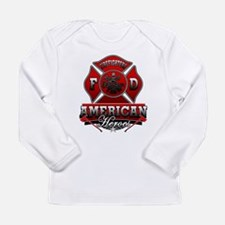 American Heroes Long Sleeve T-Shirt