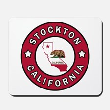 Stockton California Mousepad