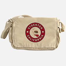 Stockton California Messenger Bag