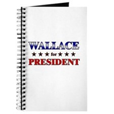 WALLACE for president Journal