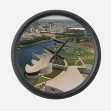 Exp Place Large Poster.png Large Wall Clock