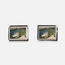 Exp Place Large Poster.png Rectangular Cufflinks