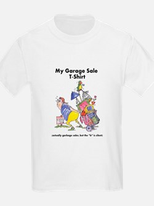 My Garage Sale T-Shirt T-Shirt