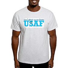 HEROES - USAF T-Shirt