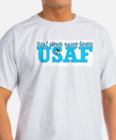 HEROES - USAF T-Shirt