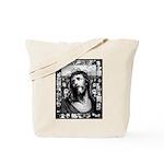 Cloning Jesus Tote Bag