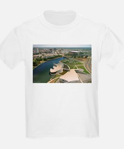Exp Place Large Poster T-Shirt