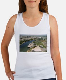 Exp Place Large Poster Tank Top