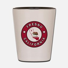 Cute California the golden state Shot Glass