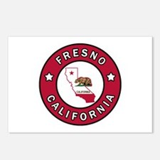 Fresno Postcards (Package of 8)