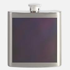 Abstract Haze Flask