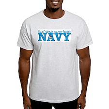 HEROES - NAVY T-Shirt