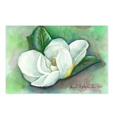 Southern Magnolia Postcards (Package of 8)