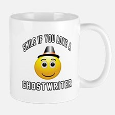 Smile If You Love Ghostwriter Mug