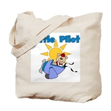 Little Pilot Tote Bag