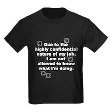 Confidential Job T