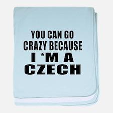 Czech Designs baby blanket