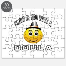 Smile If You Love Doula Puzzle