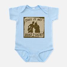 My Band T-Shirt Infant Bodysuit
