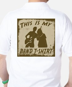 My Band T-Shirt T-Shirt