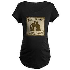 My Band T-Shirt T-Shirt