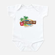 Gulf Shores Surf Shop -  Infant Bodysuit