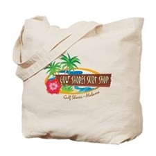 Gulf Shores Surf Shop - Tote Bag