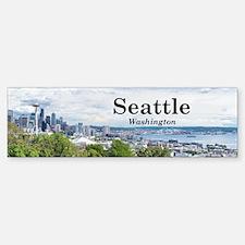 Seattle Bumper Bumper Sticker