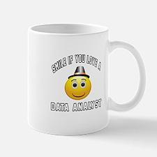 Smile If You Love Data analyst Mug