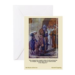 No Room-Copping-Christmas Cards (Pk of 10)