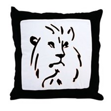 Unique Jungle animals Throw Pillow