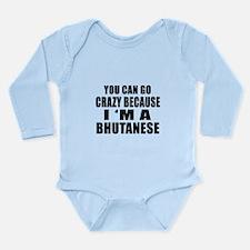 Bhutanese Designs Long Sleeve Infant Bodysuit