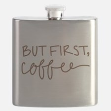 BUT FIRST, COFFEE Flask