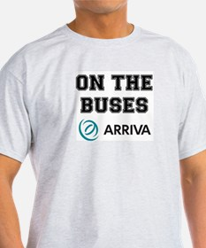 ON THE BUSES - ARRIVA T-Shirt