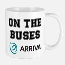ON THE BUSES - ARRIVA Mugs