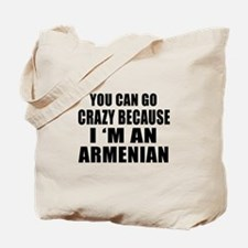 Armenian Designs Tote Bag