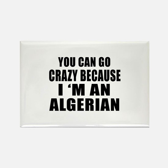 Algerian Designs Rectangle Magnet