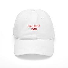 Proud Father of Alexa Baseball Cap