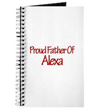 Proud Father of Alexa Journal
