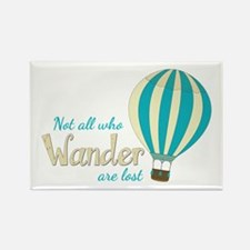 All Wander Magnets