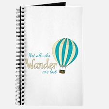 All Wander Journal