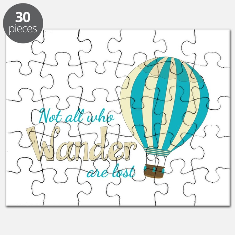 All Wander Puzzle