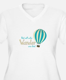 All Wander Plus Size T-Shirt