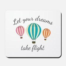 Take Flight Mousepad