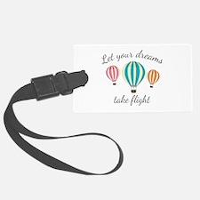 Take Flight Luggage Tag
