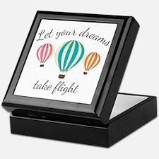 Take Flight Keepsake Box