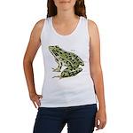 Leopard Frog Women's Tank Top