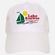 Lake Keowee South Carolina Baseball Baseball Cap