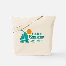 Lake Keowee South Carolina Tote Bag